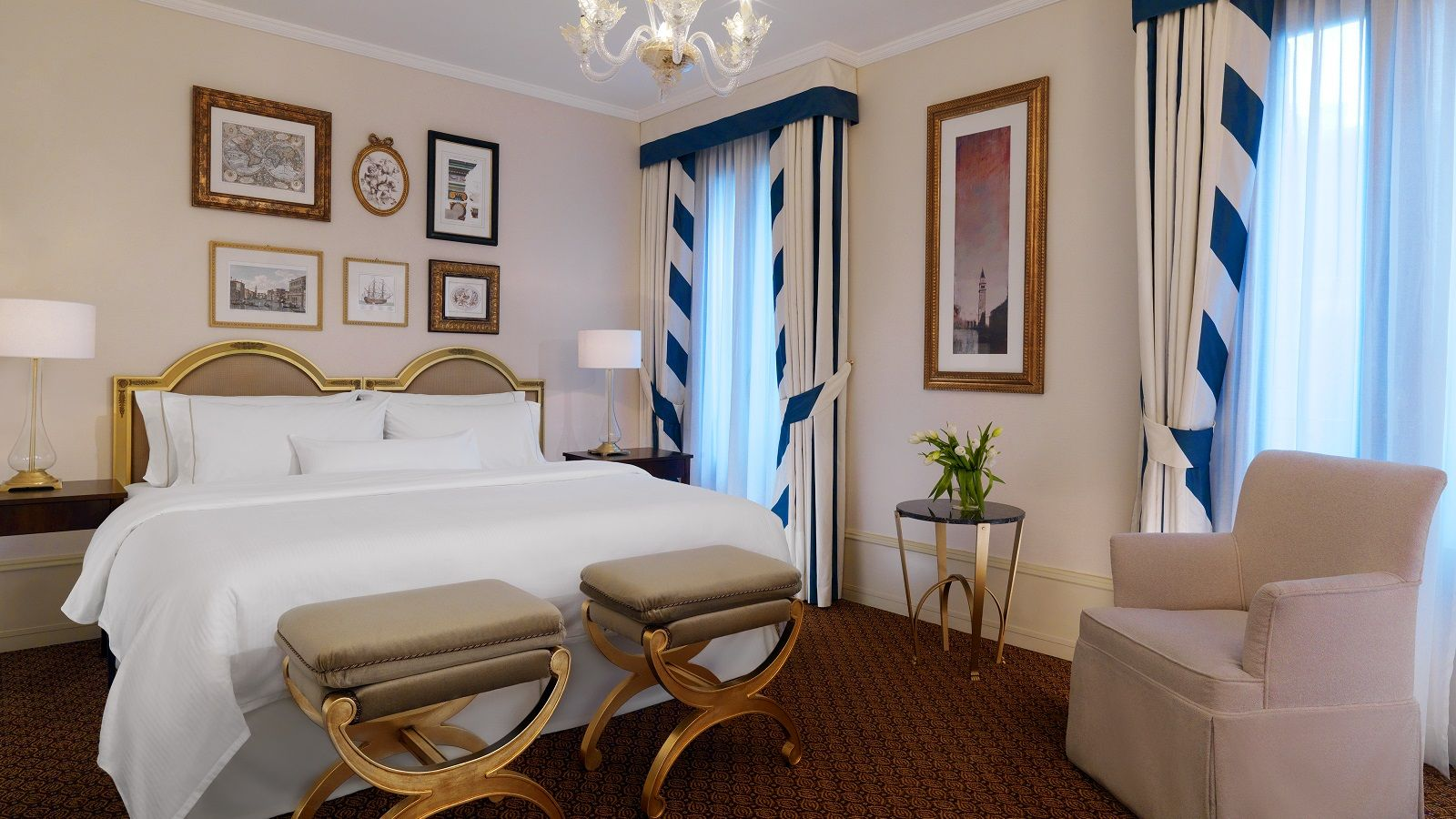 Deluxe Room at The Westin Europa & Regina, Venice