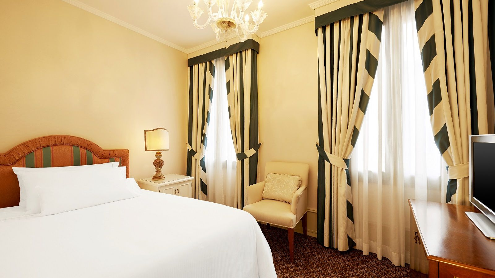 Image of the Classic Single Room at The Westin Europa & Regina, Venice