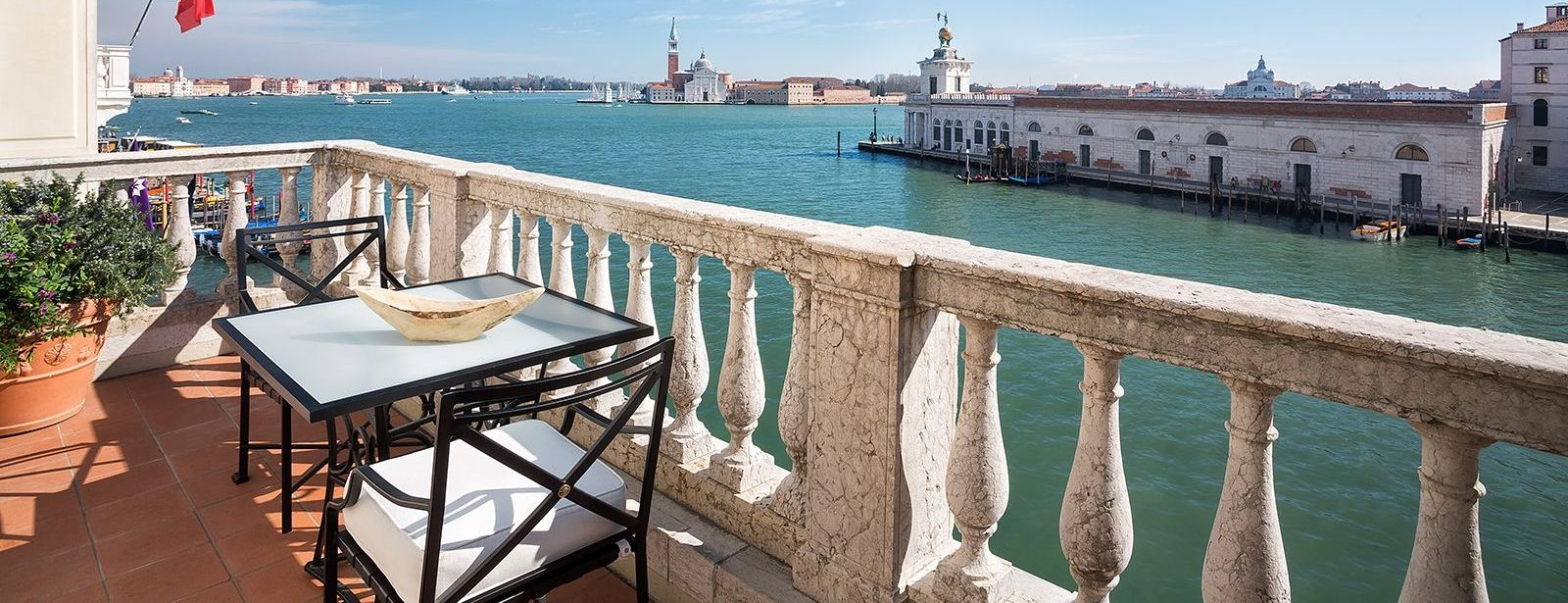 Image of the terrace room at The Westin Europa & Regina, Venice