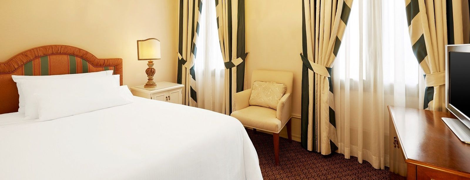 Image of the Cosy Single Room at The Westin Europa & Regina, Venice