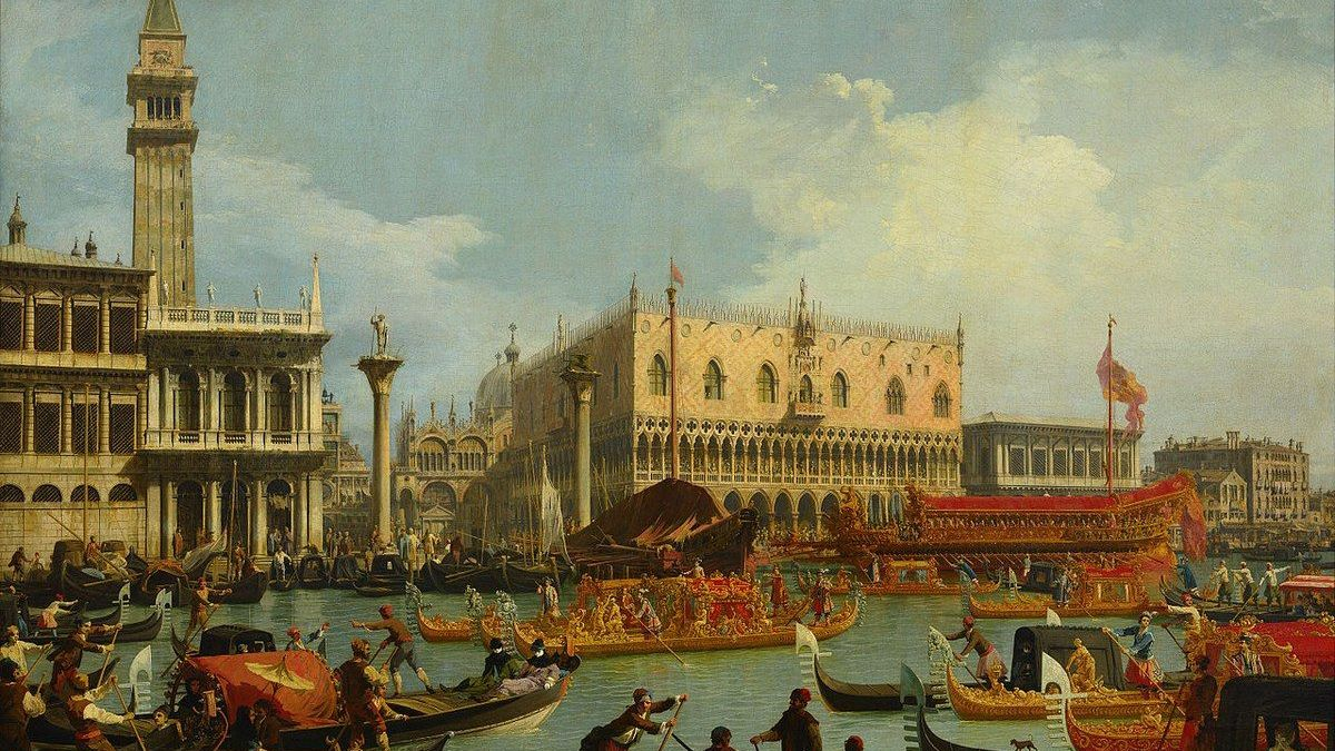 Historical Regatta Venice