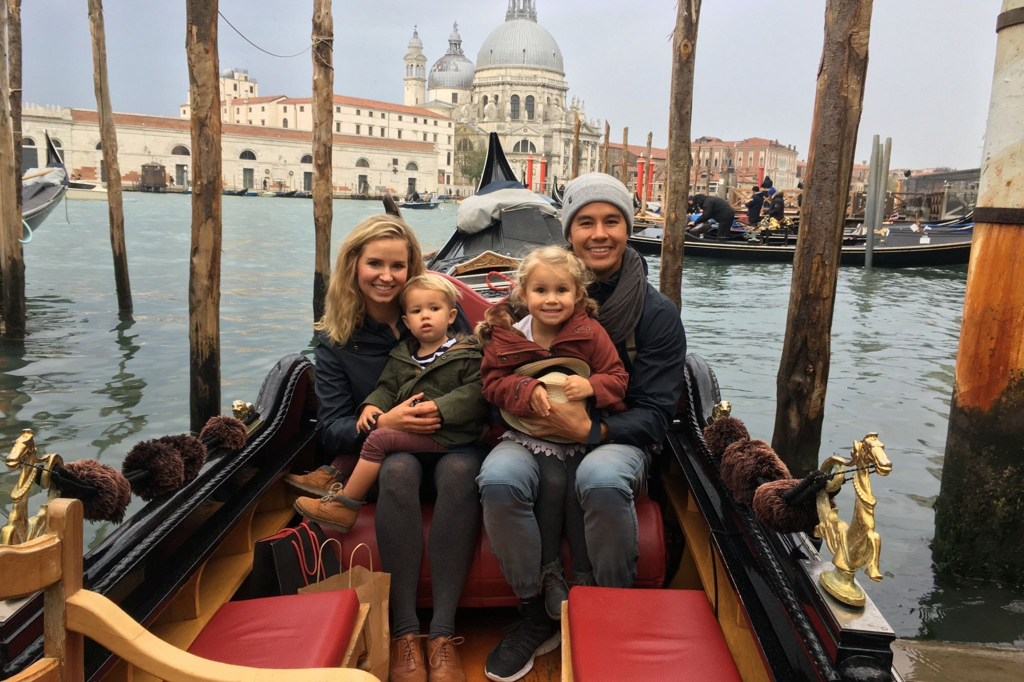 The Bucket List Family in Venice